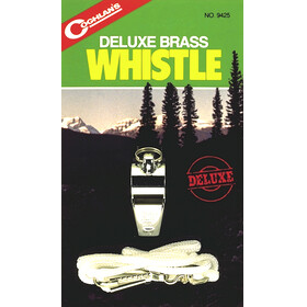 Coghlans Signal whistle Metal green/black